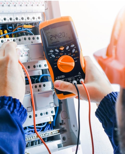 electric meter - Commercial Electricians West London